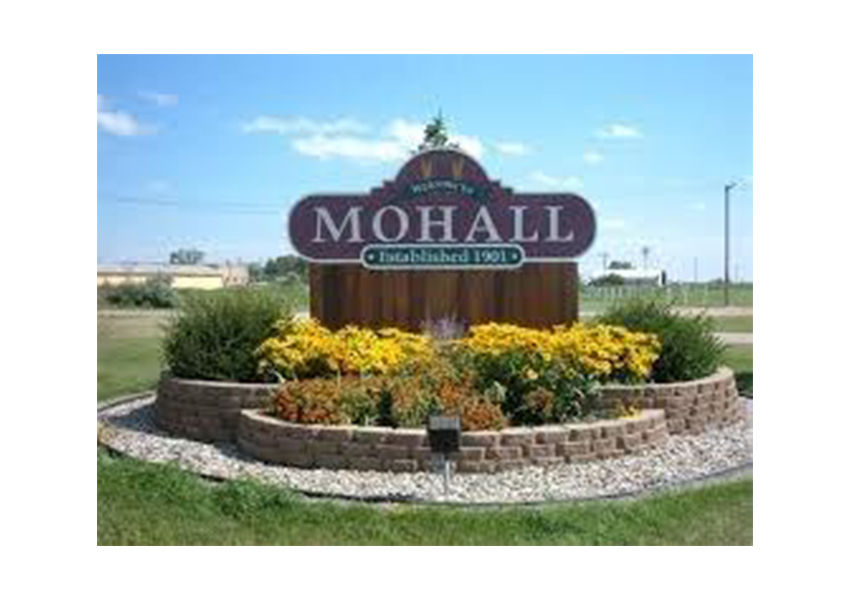 City of Mohall